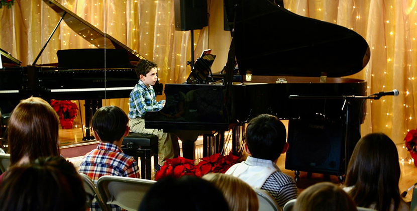 Jacob Recital