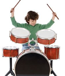 Learn to play the Drum