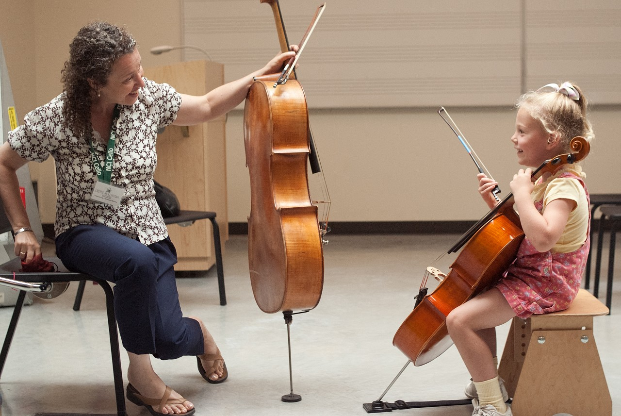 Cello Lesson Westlake Village