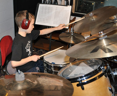 Drum Lesson Westlake Village